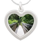 Bridge in the Bamboo Forest Necklaces