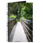 Bridge in the Bamboo Forest Journal