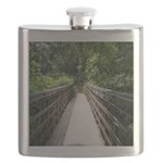 Bridge in the Bamboo Forest Flask