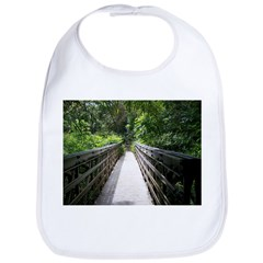 Bridge in the Bamboo Forest Bib