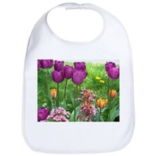 Tulips in Spring Bib