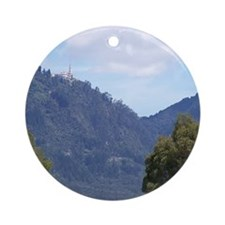 Monserrate, Colombia Ornament (Round)