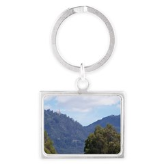 Monserrate, Colombia Keychains