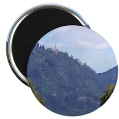 Monserrate, Colombia Magnets