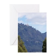 Monserrate, Colombia Greeting Cards