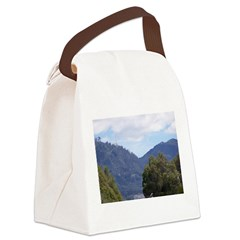Monserrate, Colombia Canvas Lunch Bag