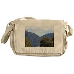 Monserrate, Colombia Messenger Bag