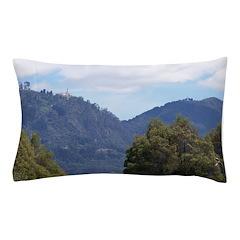 Monserrate, Colombia Pillow Case