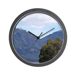 Monserrate, Colombia Wall Clock