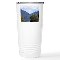 Monserrate, Colombia Travel Mug