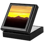 Alberta Sunset Keepsake Box