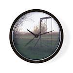 Evening Swing Wall Clock