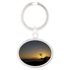 Maui Sunset Keychains