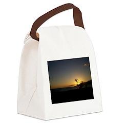 Maui Sunset Canvas Lunch Bag