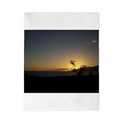 Maui Sunset Twin Duvet