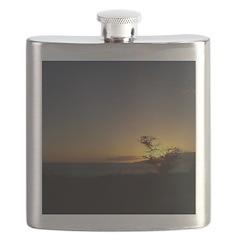 Maui Sunset Flask
