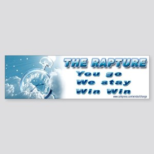 The Rapture (bumper sticker)