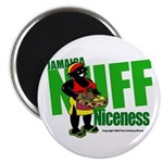 Jamaica Nuff Niceness Magnet