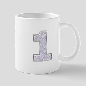 Sparkle Number 1 Mugs