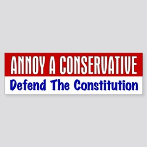 AAC Defend The Constitution Bumper Sticker