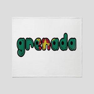 Grenada Throw Blanket