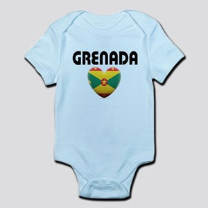 Grenada Love Body Suit
