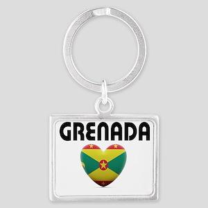 Grenada Love Keychains