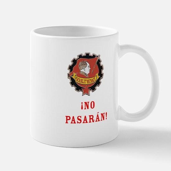 They Shall Not Pass Mug
