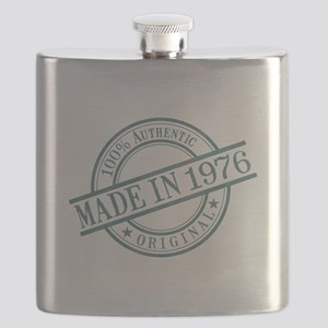 Made in 1976 Flask