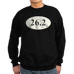 Marathon Runner 26.2 Sweatshirt