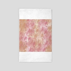 Daydream Pink 3'x5' Area Rug