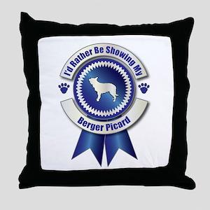 Showing Berger Throw Pillow