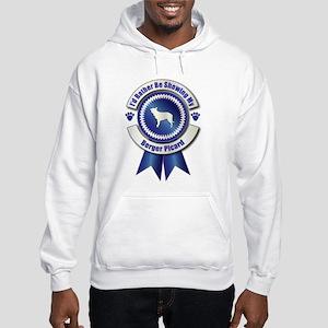Showing Berger Hooded Sweatshirt
