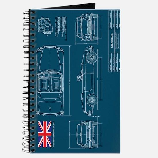 Mgb Blueprint Journal
