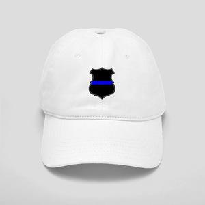 Blue Line Badge 1 Cap