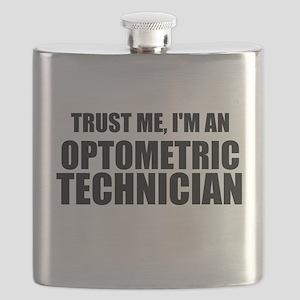 Trust Me, Im An Optometric Technician Flask