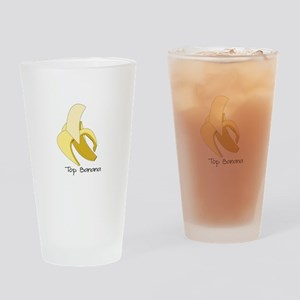 Top Banana Drinking Glass