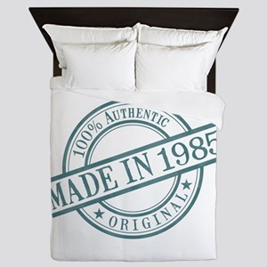 Made in 1985 Queen Duvet