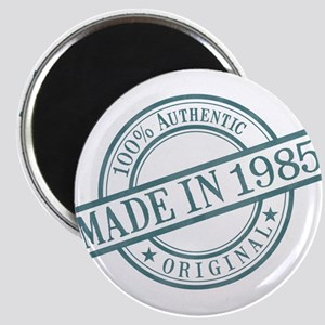 Made in 1985 Magnet