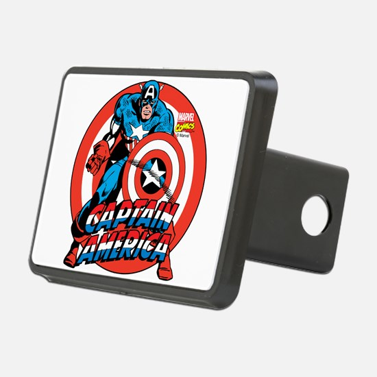 Captain America Hitch Cover