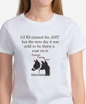 AHT CC Design T-Shirt