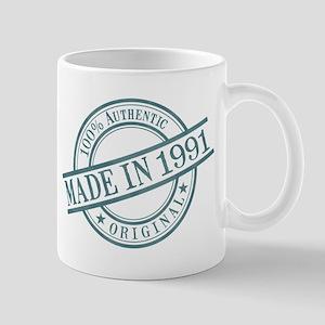 Made in 1991 Mug
