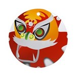 My Dragon Ornament (Round)