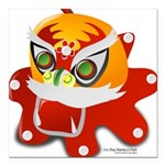 My Dragon Square Car Magnet 3