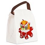 My Dragon Canvas Lunch Bag