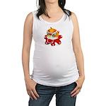 My Dragon Maternity Tank Top