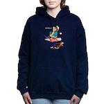 Busy Mom Women's Hooded Sweatshirt