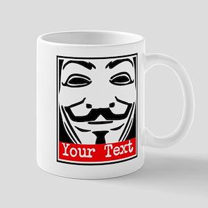 Custom Guy Fawkes Mugs