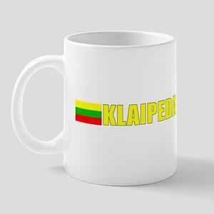 Klaipeda, Lithuania Mug
