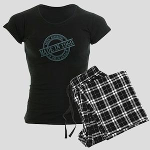 Made in 1969 Women's Dark Pajamas